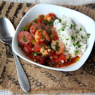 Slow-Cooker Jambalaya