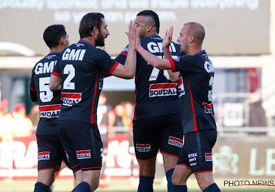 """Maxime Biset speelt andermaal gelijk met Westerlo: """"Belangrijkste is dat we niet verloren"""""""