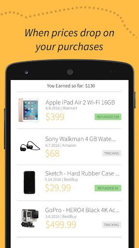 Download Earny: Earn Cash Back & Refunds Shopping Online MOD APK 3
