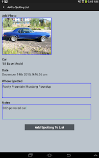 Early Mustang Guide- screenshot thumbnail