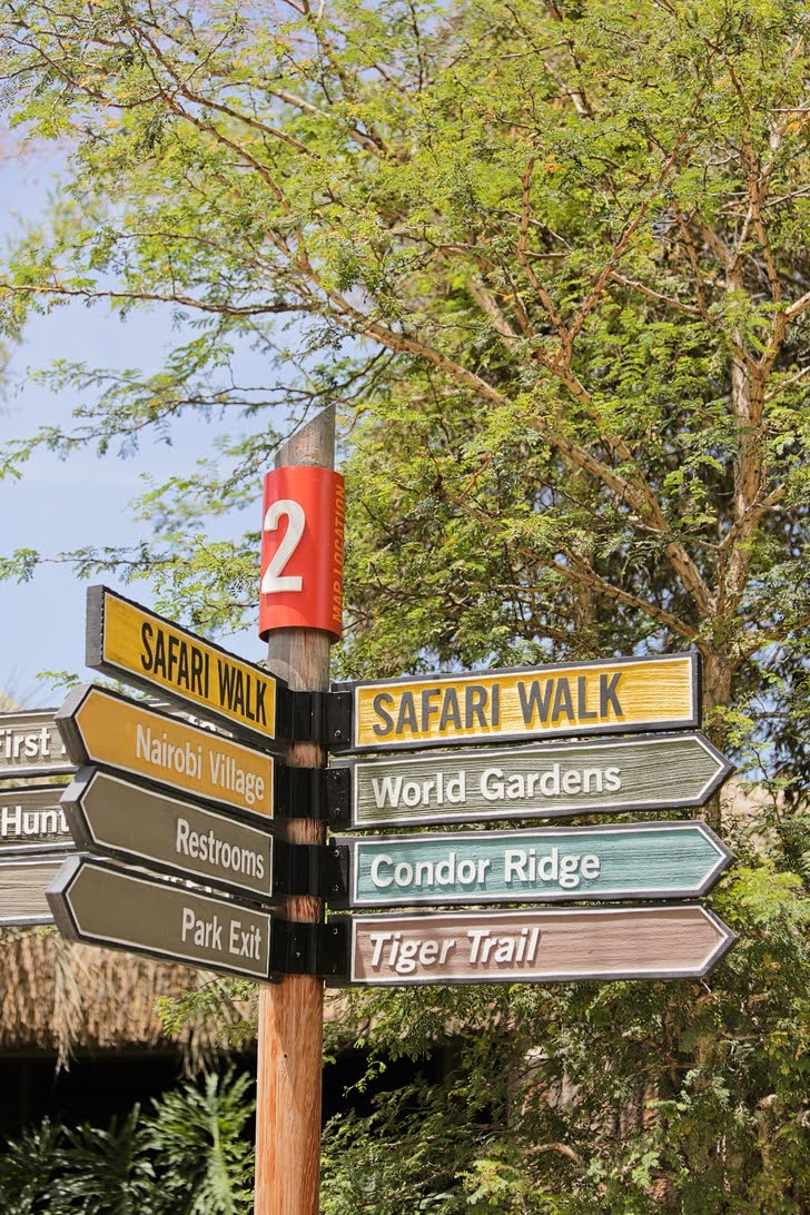 Safari Park San Diego.