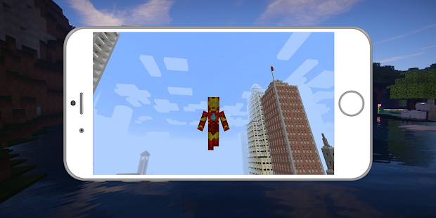 ironman new mod for mcpe for pcwindows 7810 and mac