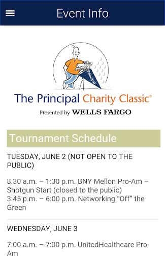 玩運動App|The Principal Charity Classic免費|APP試玩