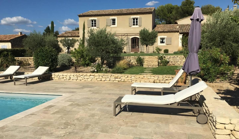 Maison avec piscine et terrasse Maubec