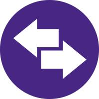 Simplified Arrows Illustration