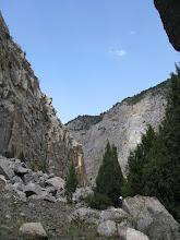 Photo: Abshir, Kapchagay canyon