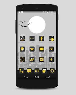 Sun - Icon pack- screenshot thumbnail