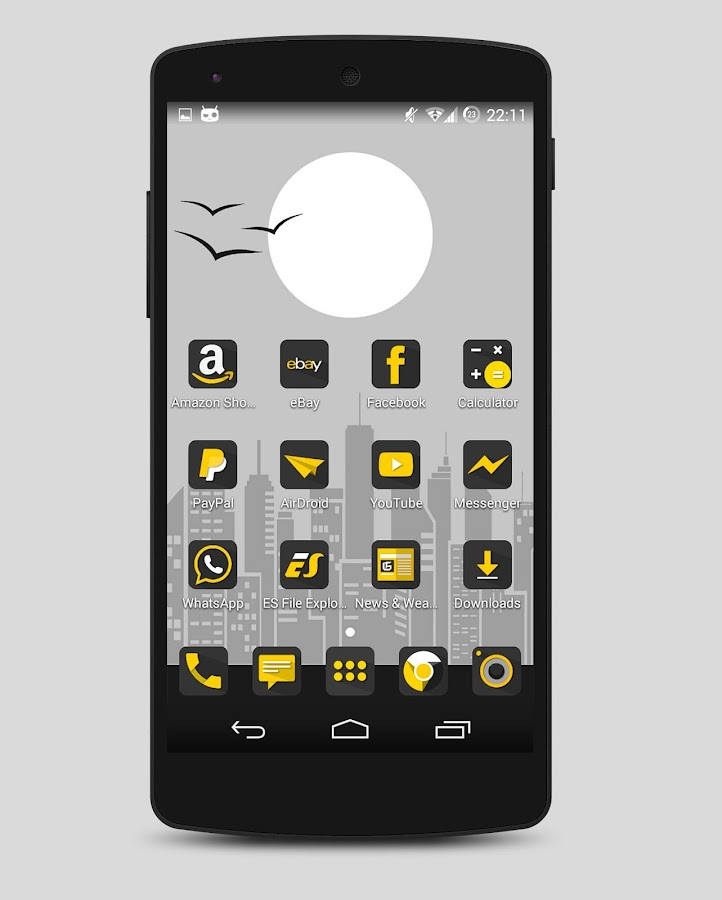 Sun - Icon pack- screenshot