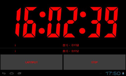 Simple Stopwatch Pro screenshot 13