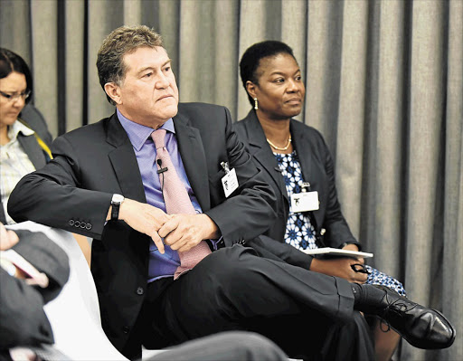 Tiger Brands CEO Lawrence MacDougall. Picture: FREDDY MAVUNDA