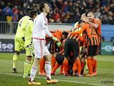 Le Sporting d'Anderlecht s'est incliné 3-1 sur la pelouse du Shakhtar