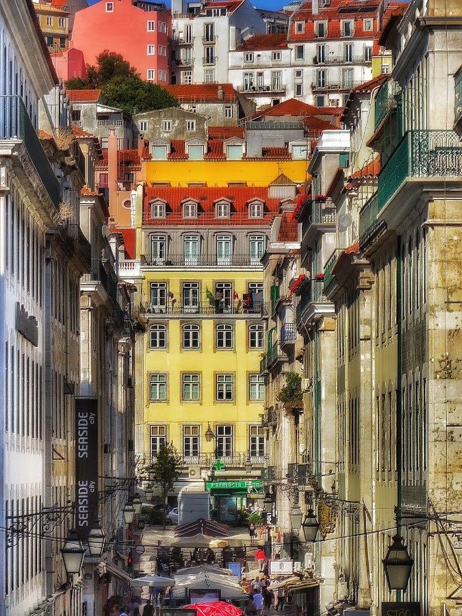 by Jose Figueiredo - Buildings & Architecture Public & Historical ( center, old, lisbon, city,  )