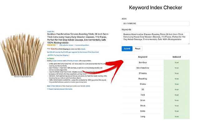 Amazon Keyword Sniper