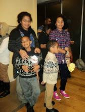Photo: Vina Kiap and family. [Photo courtesy of Felix Kipalan.]