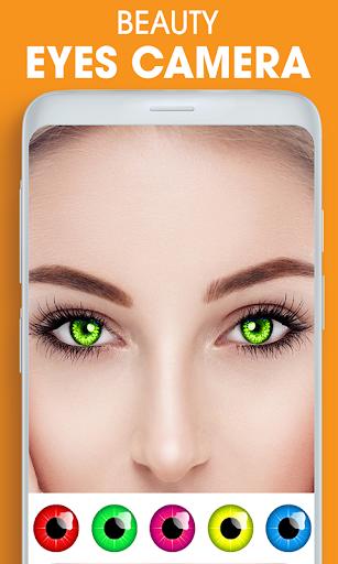 Eye, Hair Color Changer: Eye Colour Photo Editor 6.0 screenshots 1