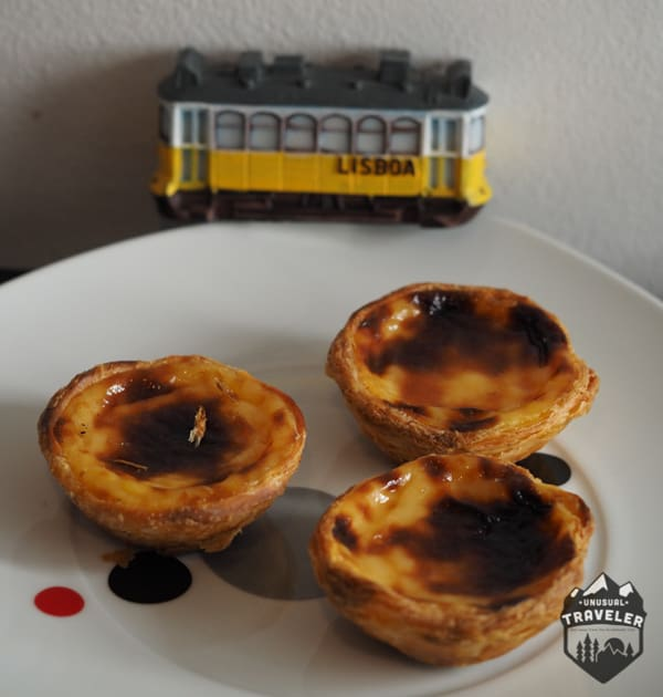 food to try in Lisbon