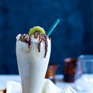 Kiwi Milk Shake.