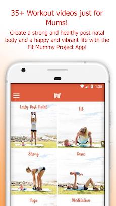 Fit Mummy Projectのおすすめ画像1
