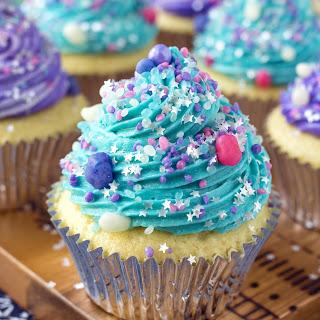 Blue Desserts Recipes