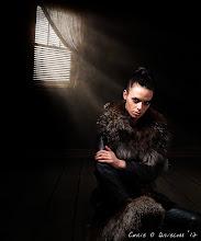 Photo: #female #portrait #portraitphotography #portraiture #darksouls #evil #woman #photoshop #photomanipulation