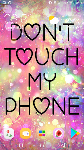 Screenshot For Cute Kawaii Wallpapers Backgrounds For Girls In United States Play Store