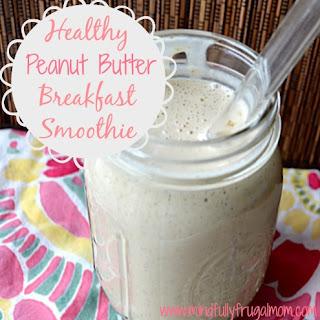 My Favorite Healthy Breakfast Smoothie