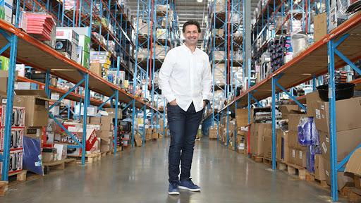 Kim Reid, CEO and founder of Takealot.com.