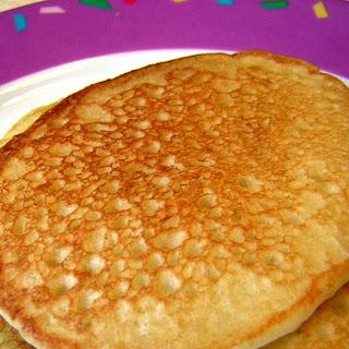 Jane's Sourdough Pancakes.