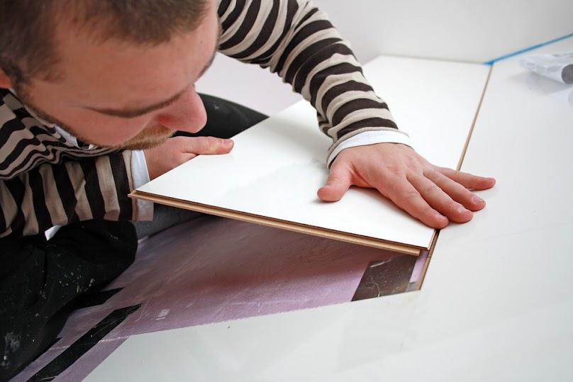 Panele mają swoje plusy - mogą być m.in. łatwo zdemontowane i przeniesione do innego wnętrza.
