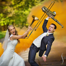 Wedding photographer Sergey Kirpichenkov (Muholov). Photo of 30.10.2013