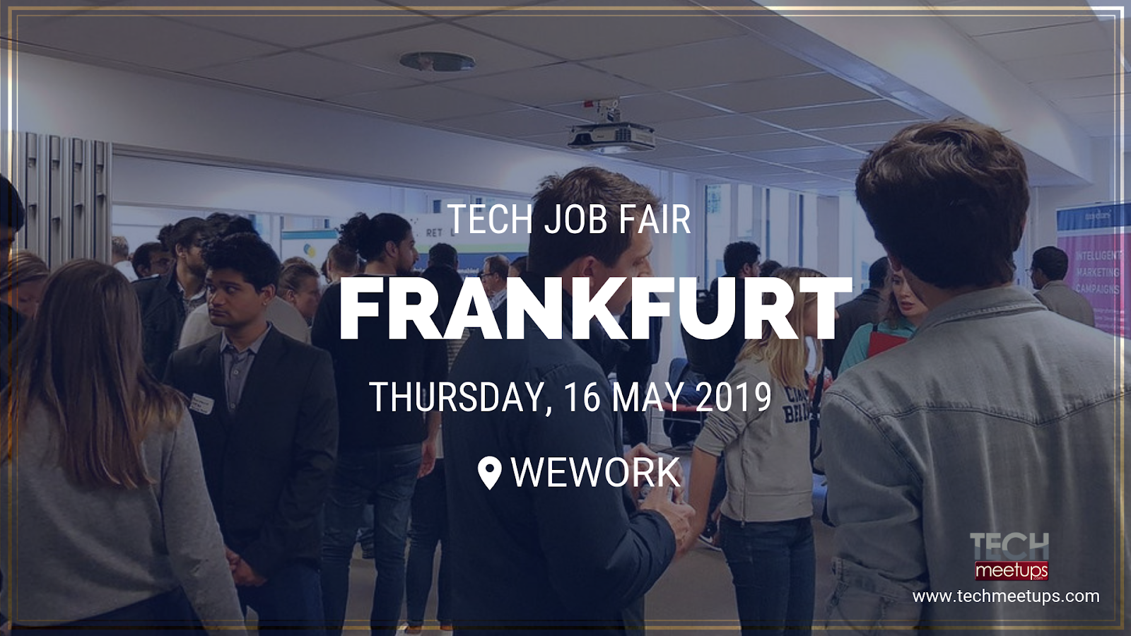 frankfurt tech job fair