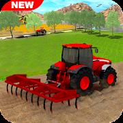 Landwirtschaft Simulator Fahrt 3d