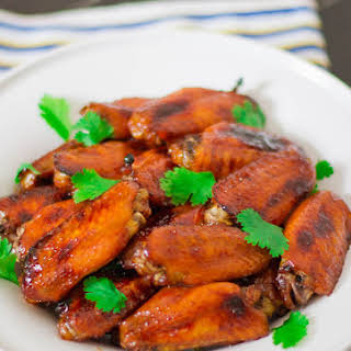 Vietnamese Style Chicken Wings.