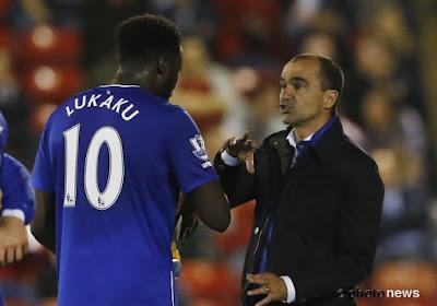 Romelu Lukaku wint met Everton van Manchester City