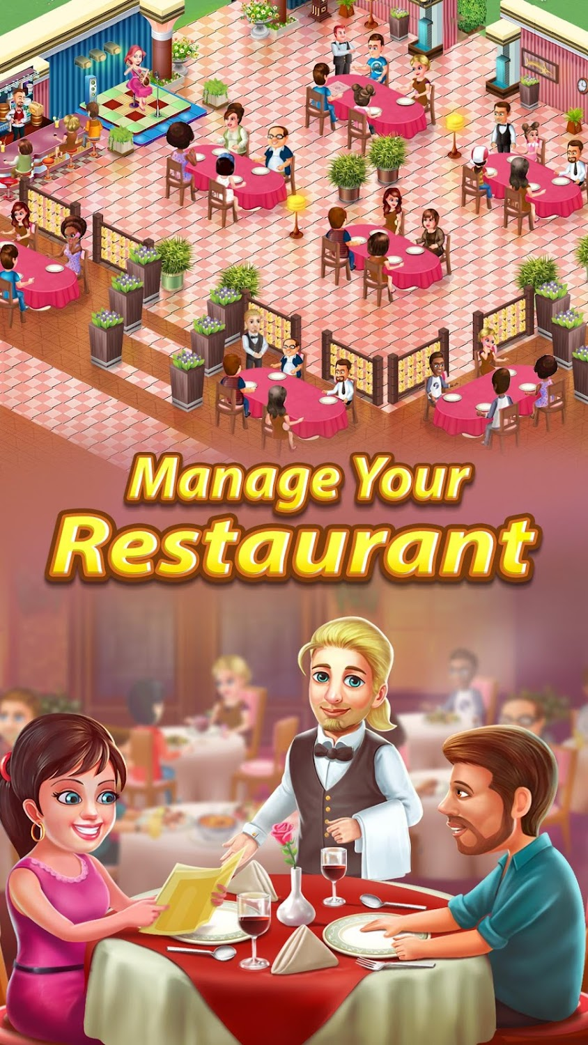 Hack Game Star Chef: Cooking & Restaurant Game Miễn Phí