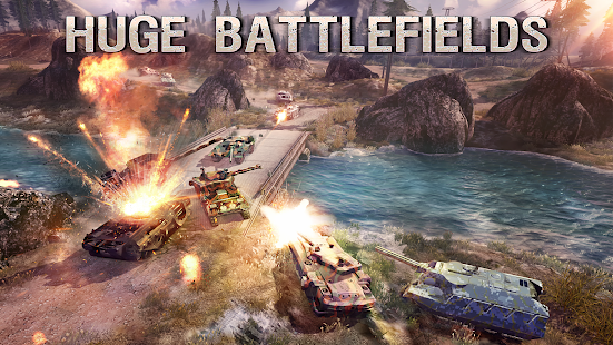 Infinite Tanks Apk
