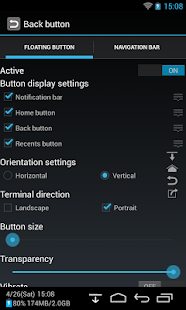 App Back Button (No root) APK for Windows Phone