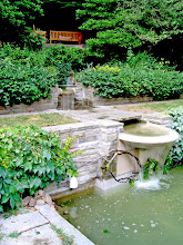 Photo: We had the honour of restoring this 1920's water garden.