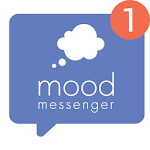 mood messenger - SMS & MMS messaging Icon