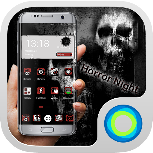The Horror Night Best Theme 遊戲 App LOGO-硬是要APP