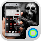 The Horror Night Launcher Theme icon