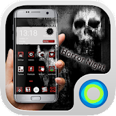 The Horror Night Launcher Theme