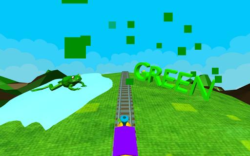 玩免費教育APP|下載3D Learn Colors Train for Kids app不用錢|硬是要APP