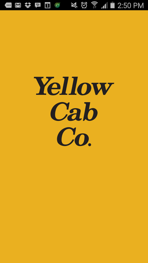 Yellow Cab of New London- screenshot