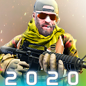 Real Commando Agent: Secret Mission Shooting Games icon