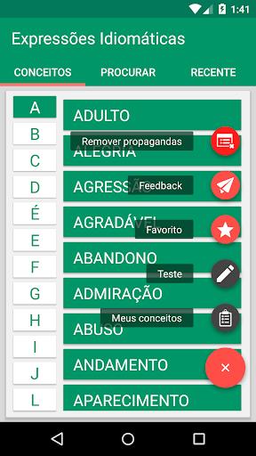 Portuguese Idioms  screenshots 3