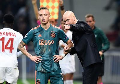 La jeunesse dorée de l'Ajax en action: première titularisation et triplé salvateur pour Noa Lang