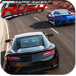 Traffic Racer Rush - Highway Car Racing Fever Icon