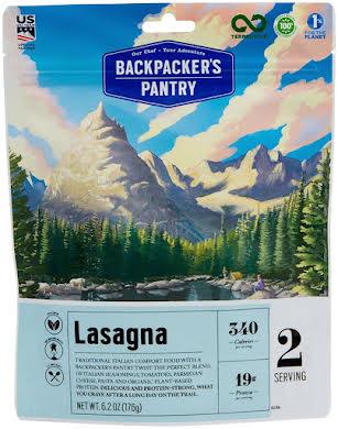 BackCountry Research Lasagna, Vegetarian: 2 Servings alternate image 1