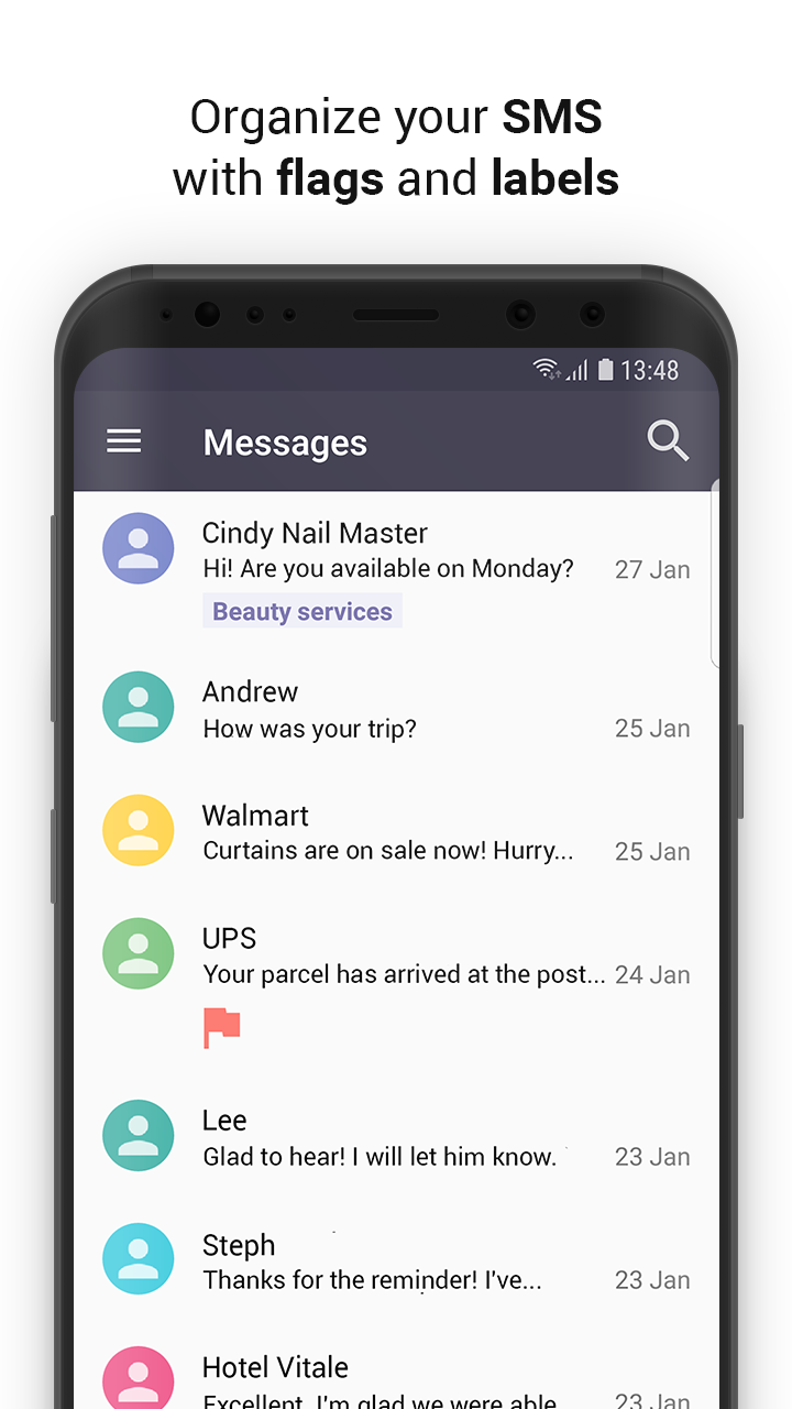 SpamHound: SMS Spam Filter